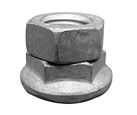 Disc-Lock™ Two Piece Wedge Locking Nuts
